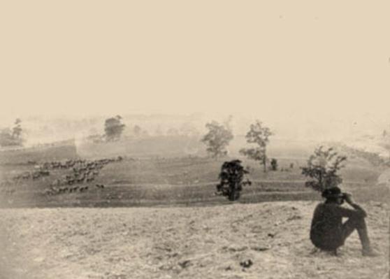 Antietam: The Battlefield on the Day of Battle | Ken Burns: The Civil War