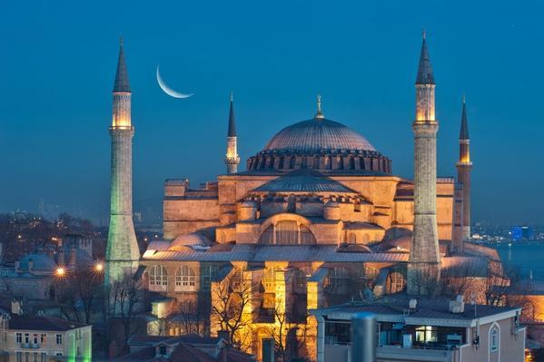 Hagia Sophia | World Religions: Christianity