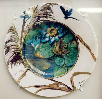 Dish, c.1870-80