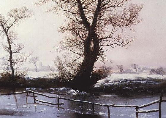 The Frozen Pool, 1873