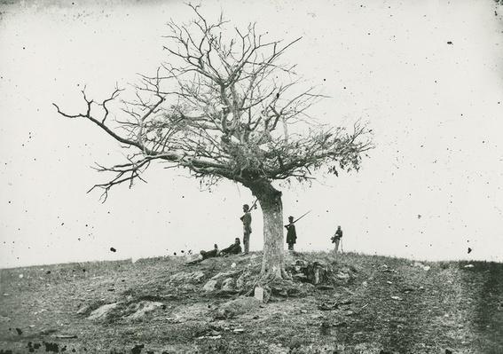 Lone Grave on the Battlefield of Antietam | Ken Burns: The Civil War
