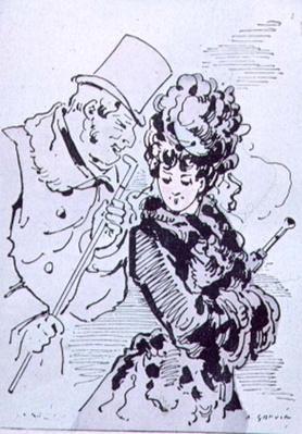 Les Parisiennes, c.1870