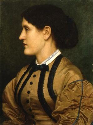 Portrait of Eliza Eastlake
