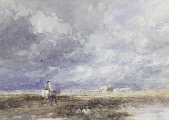 Going to the Hayfield, c.1855