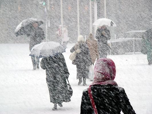 Snowstorm | Weather