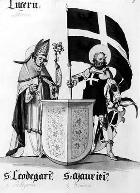 Saints Leodegarius and Mauritius