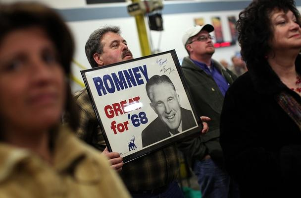 Republican Presidential Candidate Mitt Romney Campaigns | U.S. Presidential Elections 2012