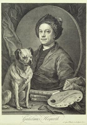 Self Portrait, 1749