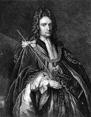 Portrait of Robert Harley, first Earl of Oxford