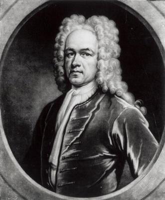 Portrait of Sir John Blunt