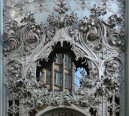 Carson Pirie Scott Building 04 | Famous American Architecture