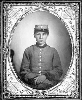 Pvt. Edwin Francis Jemison, 2nd Louisiana Regiment, CSA | Ken Burns: The Civil War