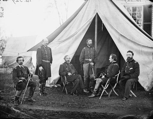 Generals of the Army of the Potomac, 1863 | Ken Burns: The Civil War
