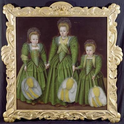 The Egerton Sisters, 1601/02