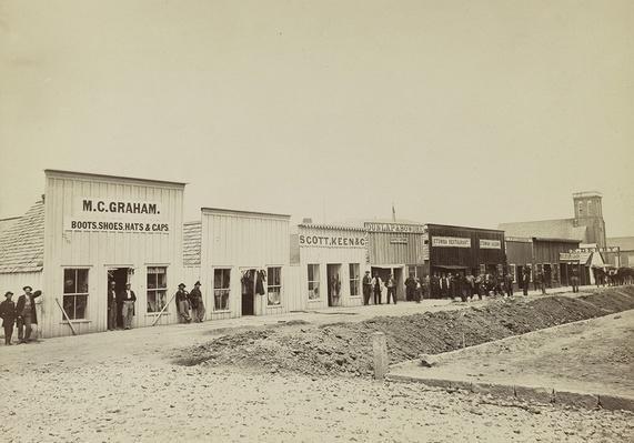 Sutler's Row, Chattanooga, TN | Ken Burns: The Civil War