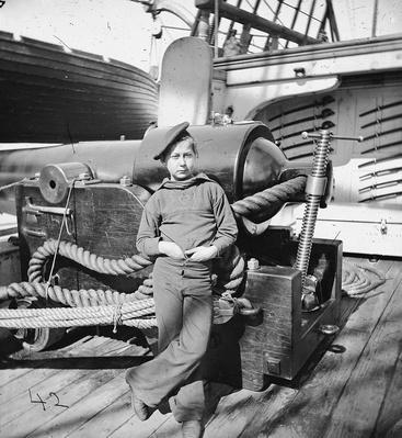 Powder Monkey on the USS New Hampshire | Ken Burns: The Civil War