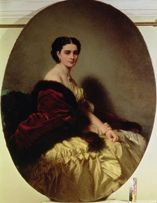 Portrait of the Countess Sophie Naryshkina