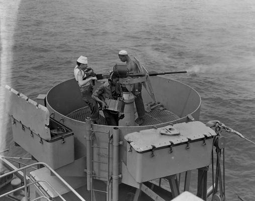 World War II - African-American Us Coast Guardsmen | World War II