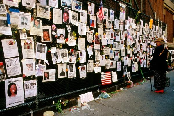 Missing Persons Following World Trade Center Attack | 9/11: We Will Never Forget