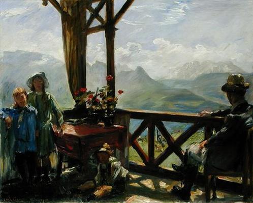 The Klobenstein, 1910