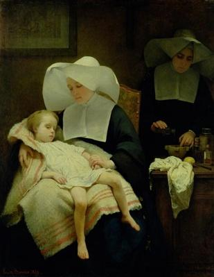 The Sisters of Mercy, 1859