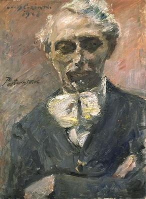 The Painter Leonid Pasternak