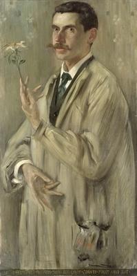The Painter Otto Eckmann