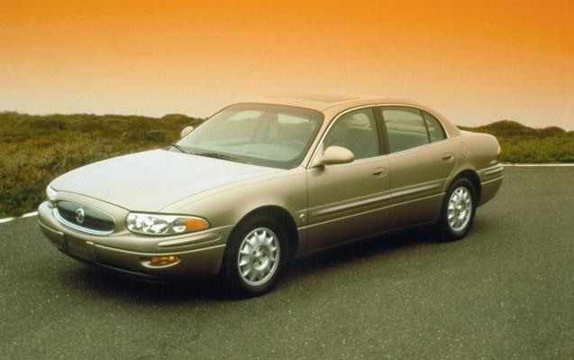 Buick Lesabre 2000 | Evolution of the Automobile