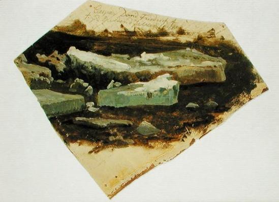 Ice Floe, 1840
