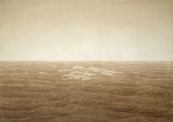 Sea at Sunrise, 1828