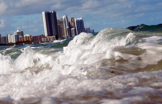 Florida Coast Line At Greatest Risk Of Rising Sea Level | Weather