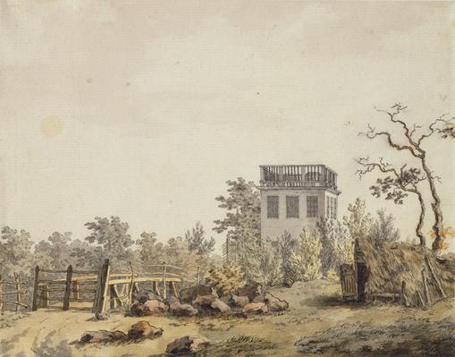 Landscape with a Pavilion, c. 1797