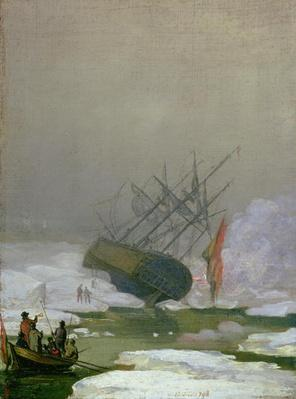 Ship in the Polar Sea, 12th December 1798