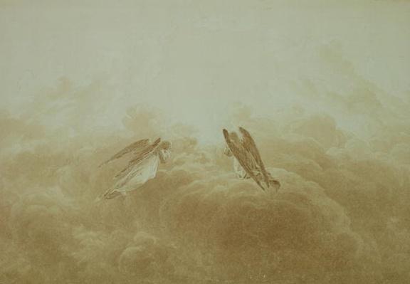 Angel in Prayer, c.1826-34