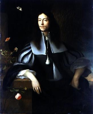 Portrait of an Unknown Gentleman, 1663