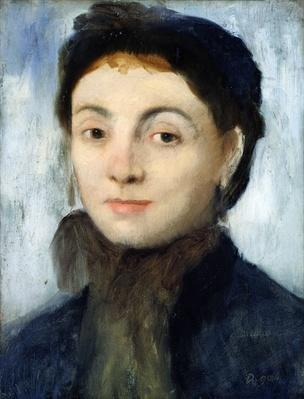 Portrait of Josephine Gaujelin, 1867