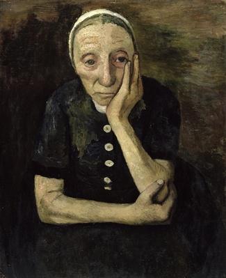 The Old Farmer, 1903