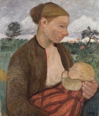 Mother and Child, 1903
