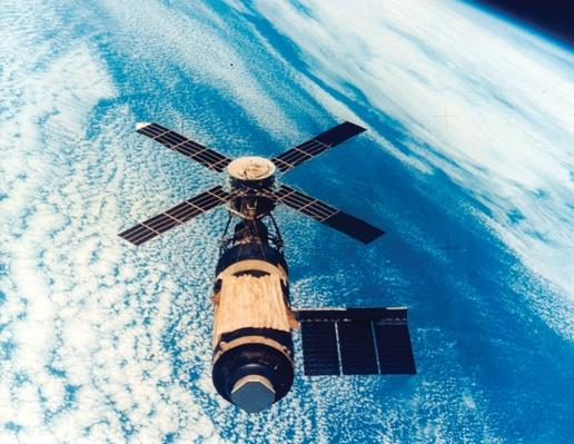 Skylab Space Station | NASA Missions and Milestones in Space Flight