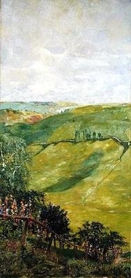 Summer Landscape, 1884-85