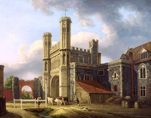 St. Augustine's Gate, c.1778