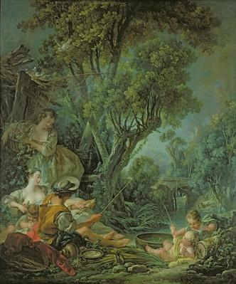 The Angler, 1759