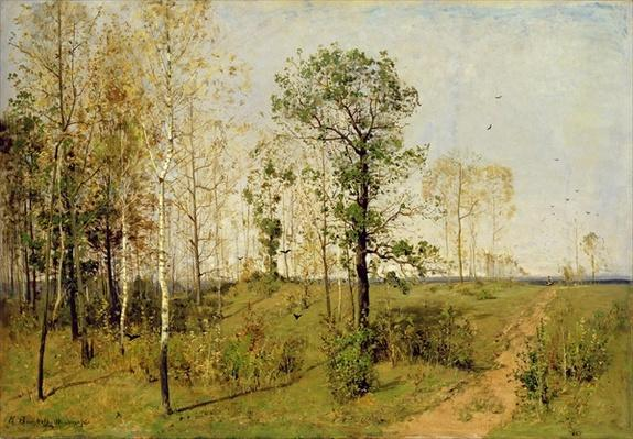 Early Spring at Weimar, 1876