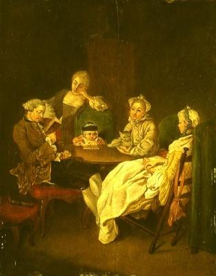 Society at the Table