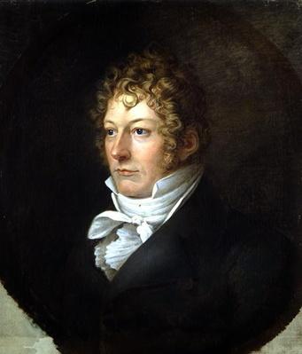 Portrait of Johann Philipp Peterson