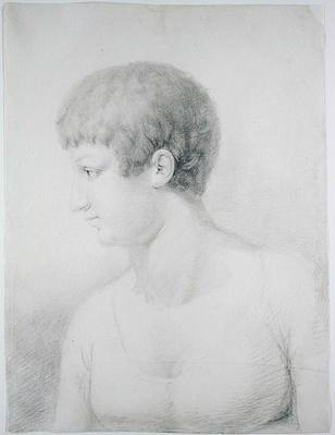 Portrait of Pauline Runge, 1801