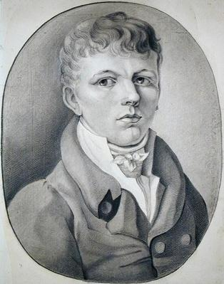 Portrait of Gustav Runge, 1799