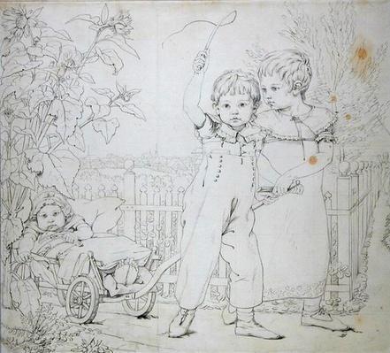 The Hulsenbeck Children, 1805-6