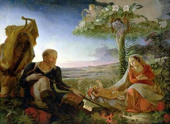 Rest on the Flight into Egypt, 1805-6