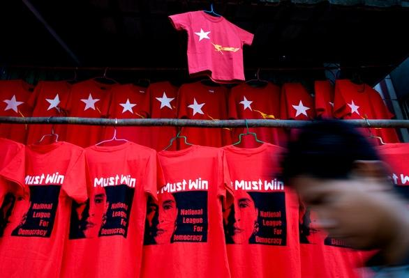 Burma Prepares For Parliamentary Elections | Conflicts: Burma